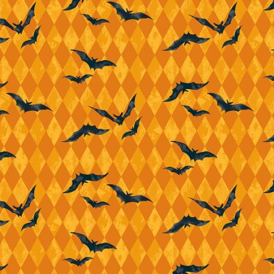 9783 O Harlequin Bats