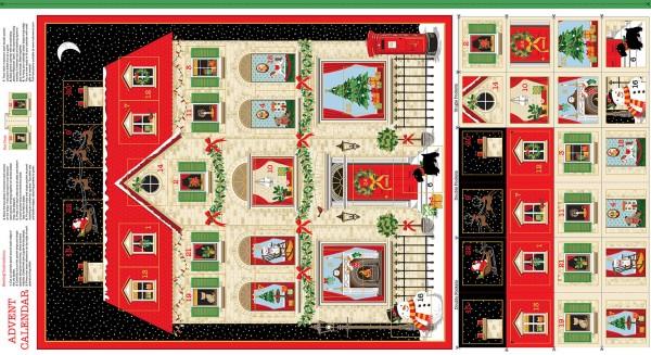 2133/1 House Advent Calendar
