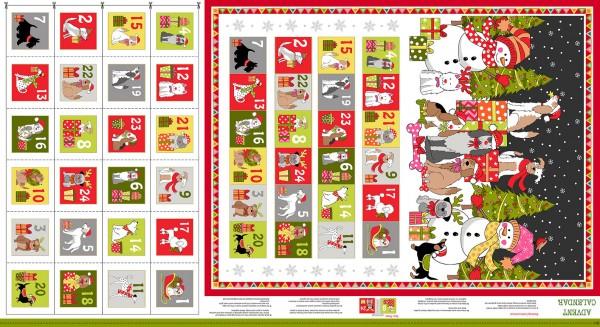 2368/1 Yappy Advent Calendar