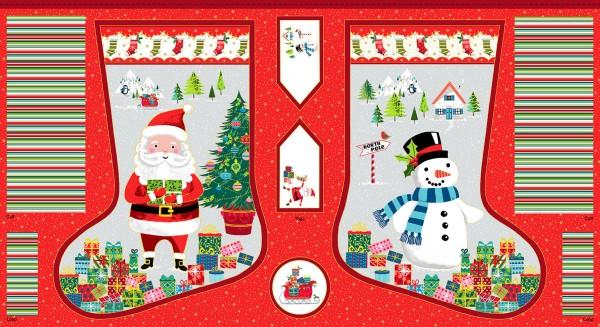 2388/1 Santa Express Large Stocking