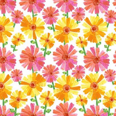 9833/L Floral Fancy