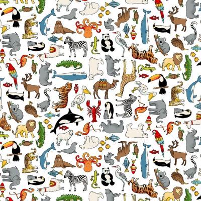 2400/W Animals