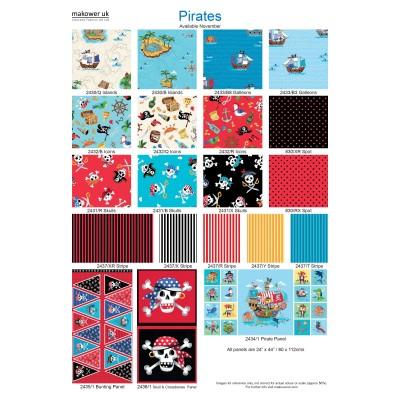 pirates-makower-uk-collection