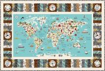 Around The World ..........
